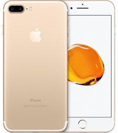 Apple iPhone 7 Plus 32GB Smartphone - Cricket Wireless - Gold