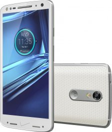Motorola Droid Turbo 2 64GB XT1585 Android Smartphone for Page Plus Wireless - White