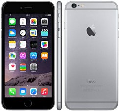 Apple iPhone 6 Plus 16GB - ATT Wireless Smartphone in Space Gray