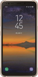 Samsung Galaxy S8 Active (G892A) - Cricket Wireless Smartphone in Gold