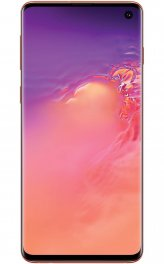 Samsung Galaxy S10 SM-G973U 128GB Android Smartphone Unlocked in Flamingo Pink