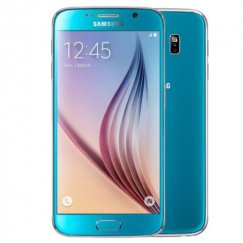 Samsung Galaxy S6 32GB SM-G920S Android Smartphone - Straight Talk Wireless - Topaz Blue