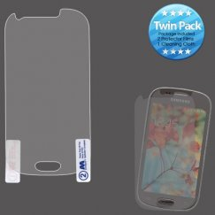 Samsung Galaxy Light Screen Protector Twin Pack