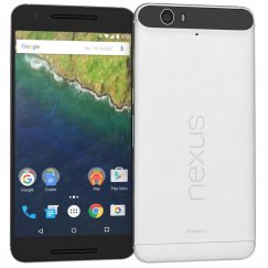 Huawei Nexus 6P H1511 32GB Android Smartphone - T-Mobile - Frost White