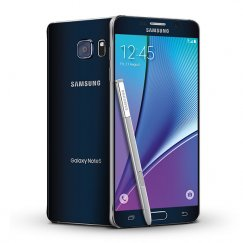 Samsung Galaxy Note 5 64GB N920A Android Smartphone - Straight Talk Wireless - Sapphire Black