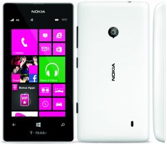 Nokia Lumia 521 8GB Windows 7 Smartphone for T-Mobile - White