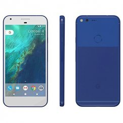 Google Pixel 32GB Android Smartphone - Unlocked GSM - Really Blue
