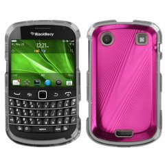 Blackberry Bold 9930 Hot Pink Cosmo Case
