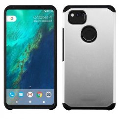Google Pixel 2 XL Silver/Black Astronoot Phone Case