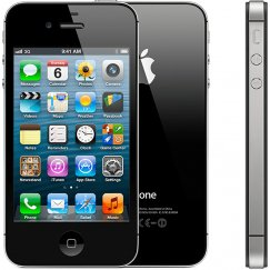 Apple iPhone 4s 64GB Smartphone - Straight Talk Wireless - Black