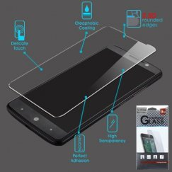 ZTE Blade Z Max / Sequoia Z982 Tempered Glass Screen Protector (2.5D)