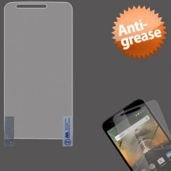 Alcatel One Touch Conquest Anti-grease LCD Screen Protector/Clear