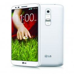 LG G2 32GB D800 Android Smartphone - Cricket Wireless - White