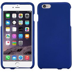 Apple iPhone 6s Plus Titanium Solid Dark Blue Case