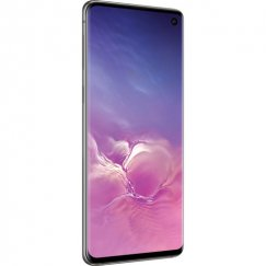 Samsung Galaxy S10 SM-G973U 128GB Android Smartphone Unlocked in Prism Black