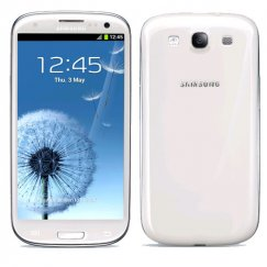 Samsung Galaxy S3 16GB SGH-T999L 4G LTE Android Smartphone - Cricket Wireless - White