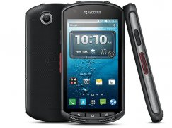 Kyocera DuraForce E6762 Rugged Android Smartphone for US Cellular - Black