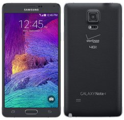 Samsung Galaxy Note 4 32GB SM-N910V Android Smartphone - Page Plus - Black