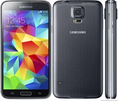 Samsung Galaxy S5 32GB in Charcoal Black 4G LTE Android Phone for Sprint PCS