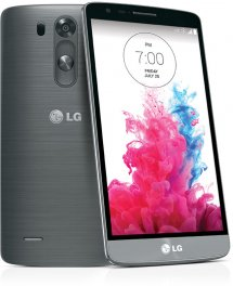LG G3 Vigor 8GB D725 4G LTE Android Smartphone - Cricket Wireless - Metallic Black
