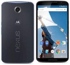 Motorola Nexus 6 64GB XT1103 Android Smartphone - Unlocked - Midnight Blue