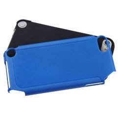 Apple iPod Touch (5th Generation) Dark Blue/Black Frosted Fusion Case