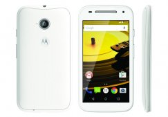 Motorola Moto E 2nd Gen 8GB Android Smartphone for Boost Mobile - White