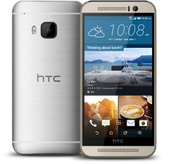 HTC One M9 32GB Android Smartphone for Sprint - Silver with Gold Trim