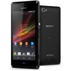 Sony Xperia M C1904 Android Smartphone - Unlocked GSM - Black