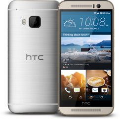 HTC One M9 32GB Android Smartphone for Page Plus - Silver