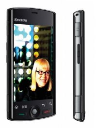 Sanyo Zio Android Smartphone for Cricket Wireless - Black