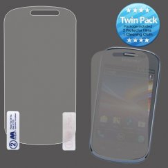 Samsung Galaxy Discover / Galaxy Centura Screen Protector Twin Pack