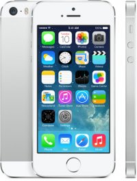 Apple iPhone 5s 32GB Smartphone - Straight Talk Wireless - Silver