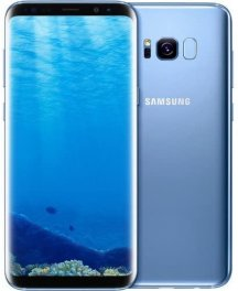 Samsung Galaxy S8 Plus SM-G955U 64GB Android Smart Phone - T-Mobile - Coral Blue