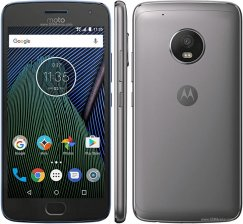 Motorola Moto G5 Plus XT1687 32GB Android Smartphone - Straight Talk Wireless - Black