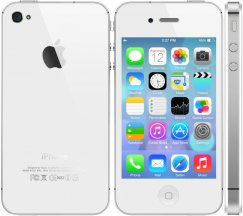 Apple iPhone 4 16GB Smartphone - Straight Talk Wireless - White