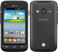 Samsung Galaxy Rugby Pro 8GB SGH-i547 Rugged Android Smartphone - Unlocked GSM - Black