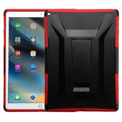 AppleiPad iPad Pro 12.9 2015 Red Inverse Advanced Armor Stand Case