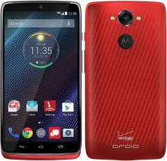 Motorola Droid Turbo 32GB XT1254 Android Smartphone for Page Plus - Red