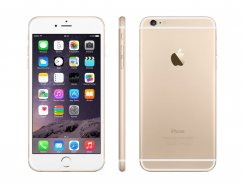 Apple iPhone 6 Plus 64GB Smartphone - Page Plus - Gold