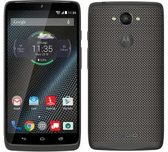 Motorola Droid Turbo 32GB XT1254 Android Smartphone for Page Plus - Gray Ballistic Nylon Smartphone in Gray