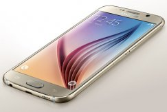 Samsung Galaxy S6 32GB SM-G920W8 Android Smartphone - Straight Talk Wireless - Gold
