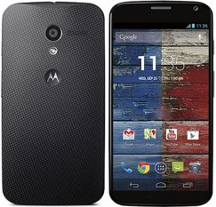 Motorola Moto X 16GB XT1060 Android Smartphone for PagePlus - Black