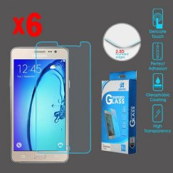Samsung Galaxy On5 Tempered Glass Screen Protector (2.5D)(6-pack)