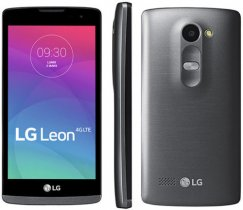 LG Leon H345 Android Smartphone for T-Mobile - Gray