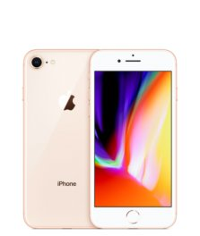 Apple iPhone 8 64GB Smartphone - Unlocked Wireless - Gold