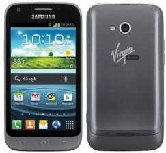 Samsung Galaxy Victory Android Smartphone for Virgin Mobile - Gray