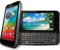 Motorola Photon Q XT897 4G LTE Android QWERTY Phone for Sprint - Black