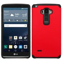 LG G Stylo Red/Black Astronoot Case
