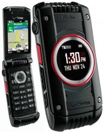 Casio GzOne Ravine 2 C781 Rugged MIL-SPEC Flip Phone - Page Plus